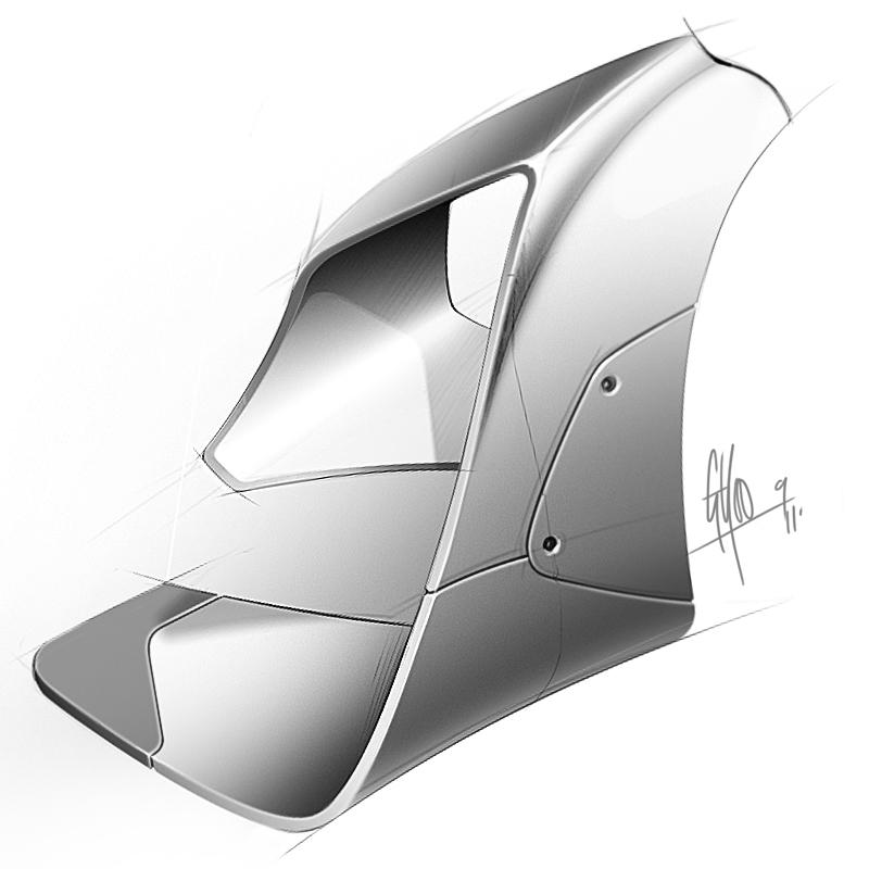 SPD - Concept Car Steering Wheel Design Sketches Transportation - vehicle release form