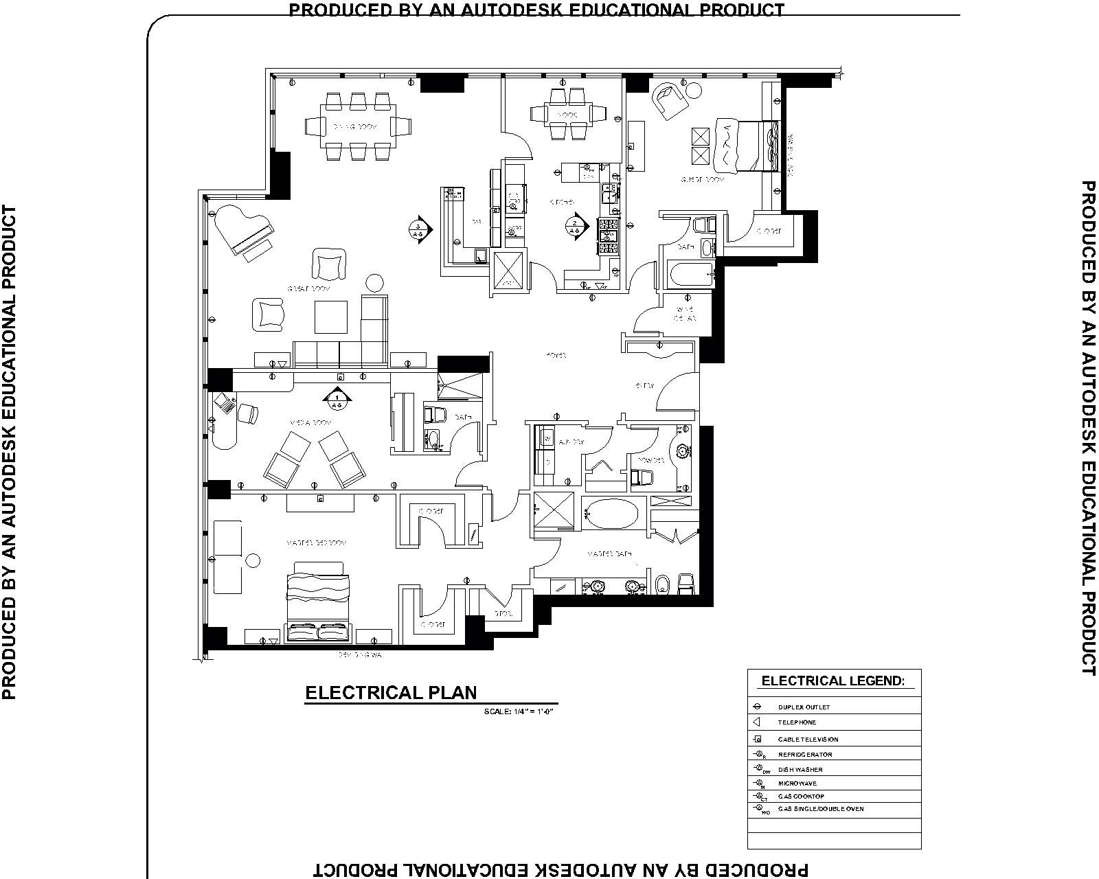 electrical plan how to