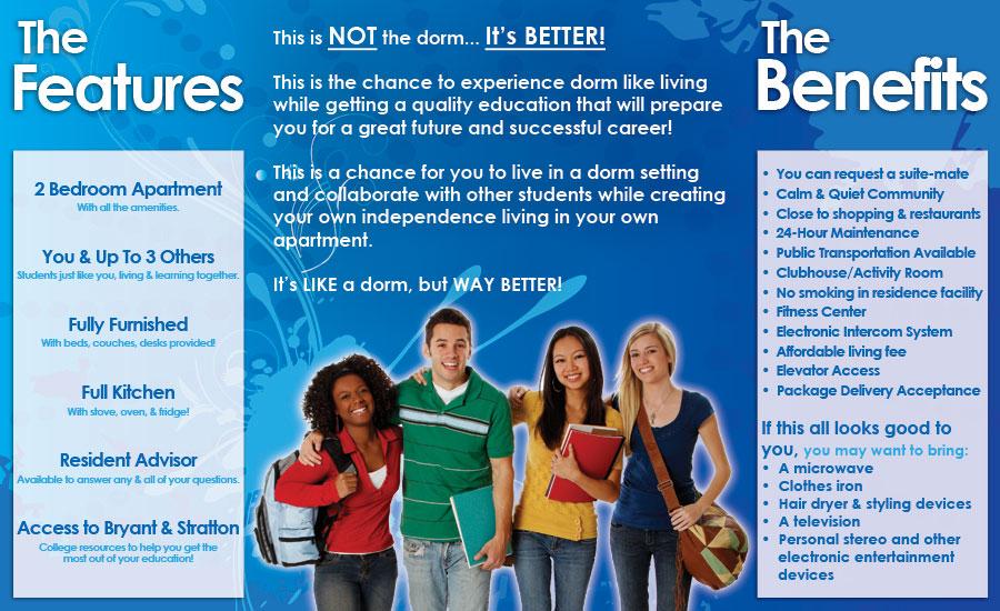 Sample College Brochure sample of school brochure new school