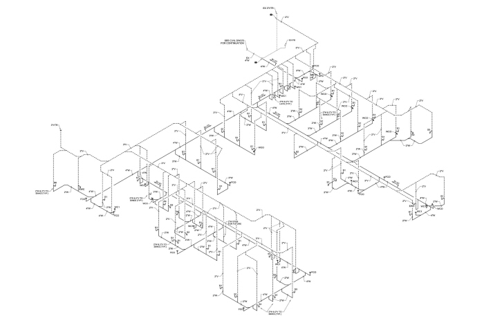what is isometric diagram