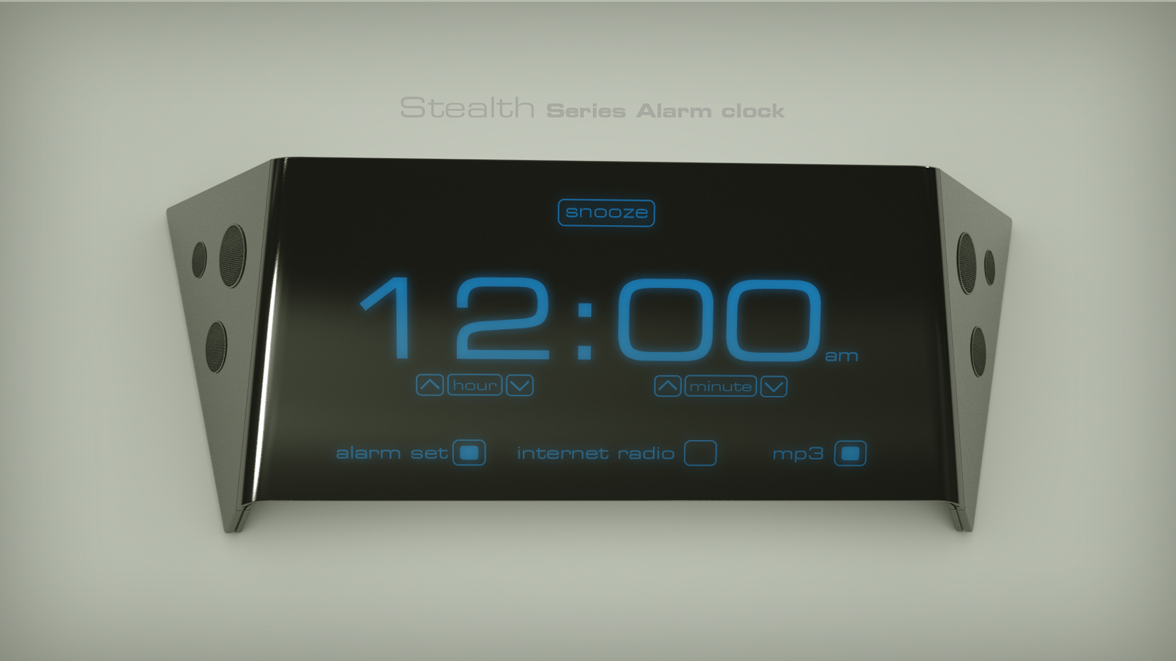 High End Alarm Clocks High End Alarm Clock Images Frompo 1