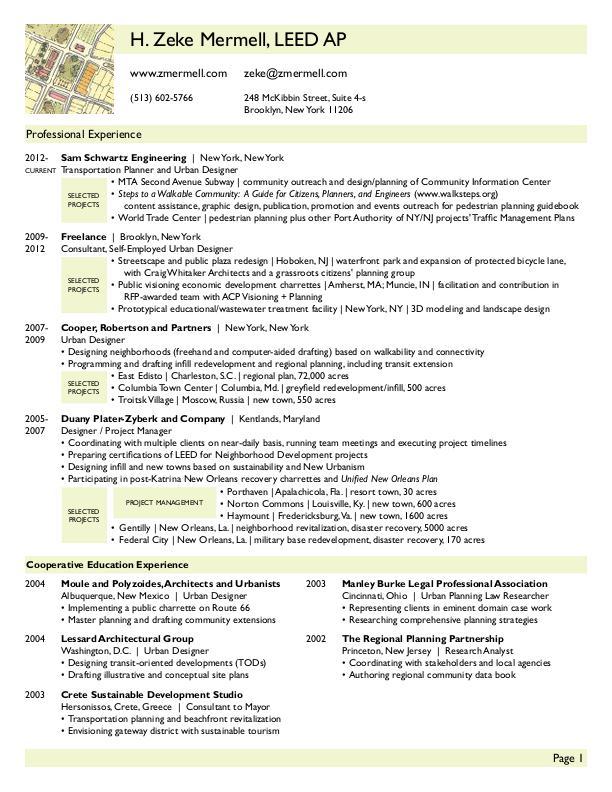 transportation planner resumes - Minimfagency - transportation consultant sample resume