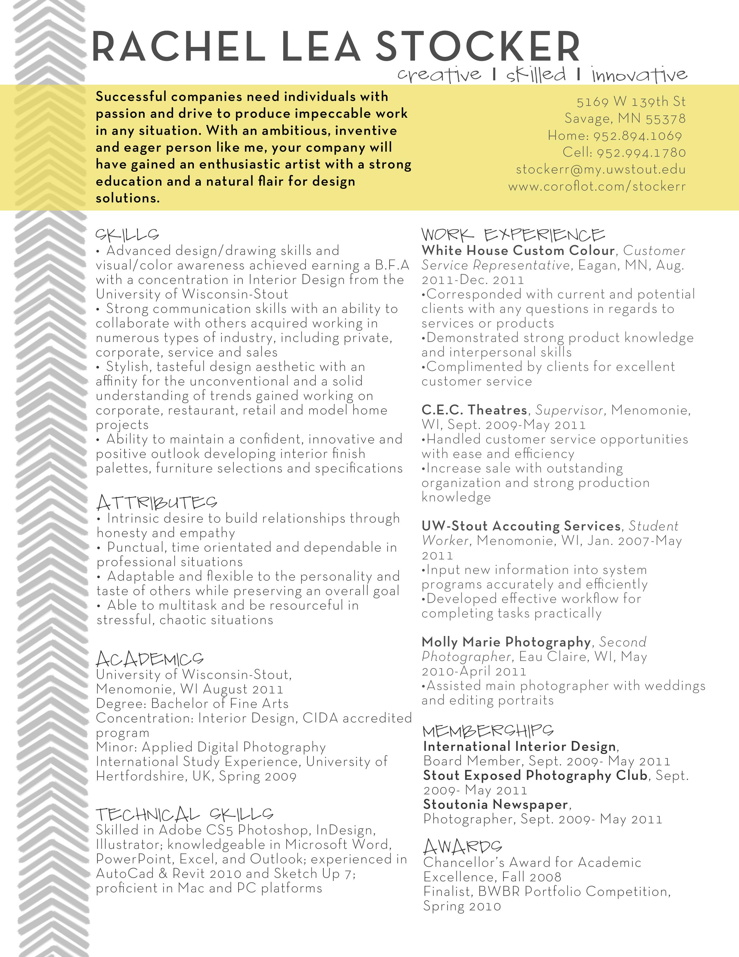 Sample Resume For Overnight Stocker