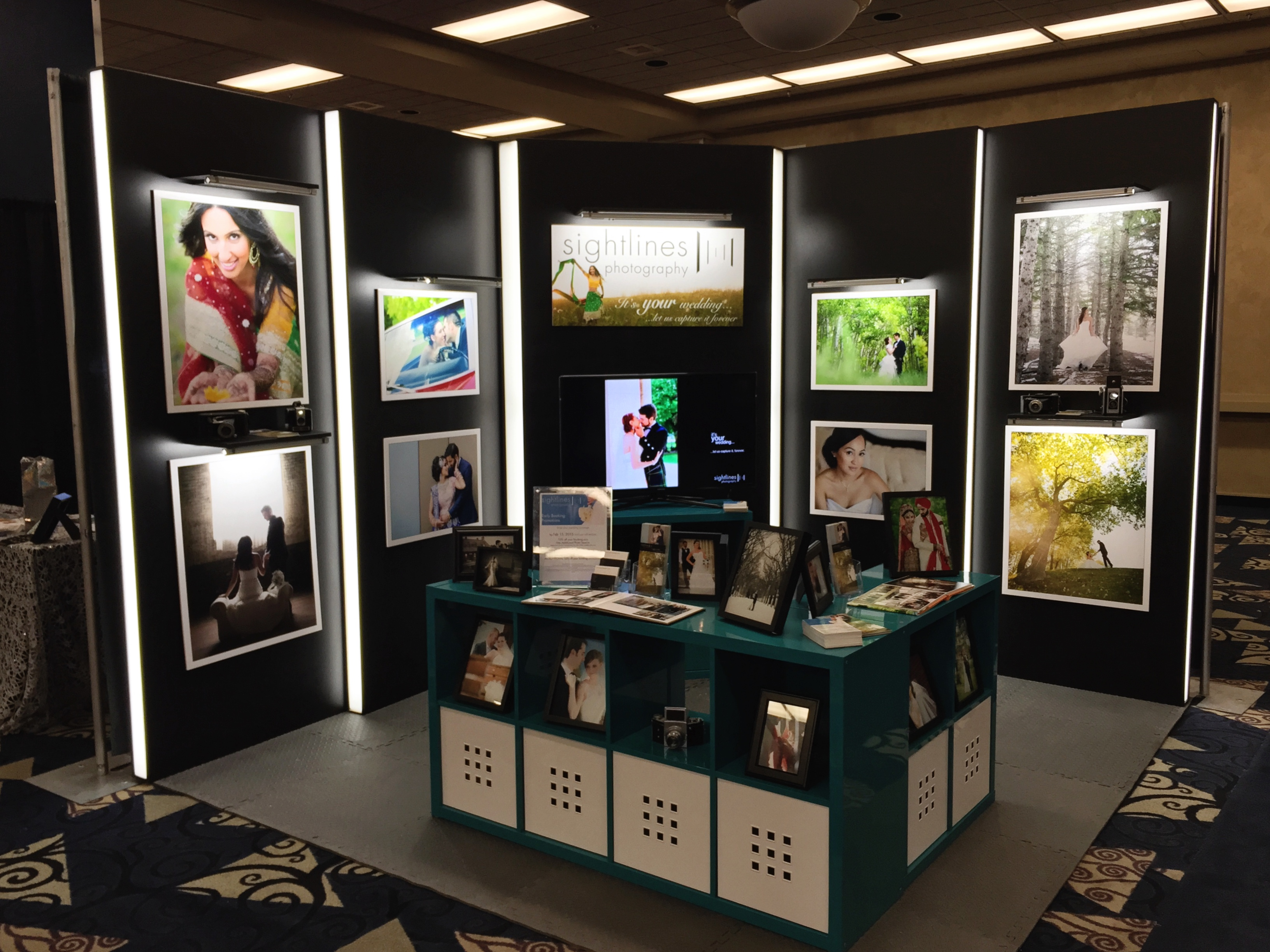 Photography Exhibition Exhibition Lighting Design Sightlines Photography Booth S3