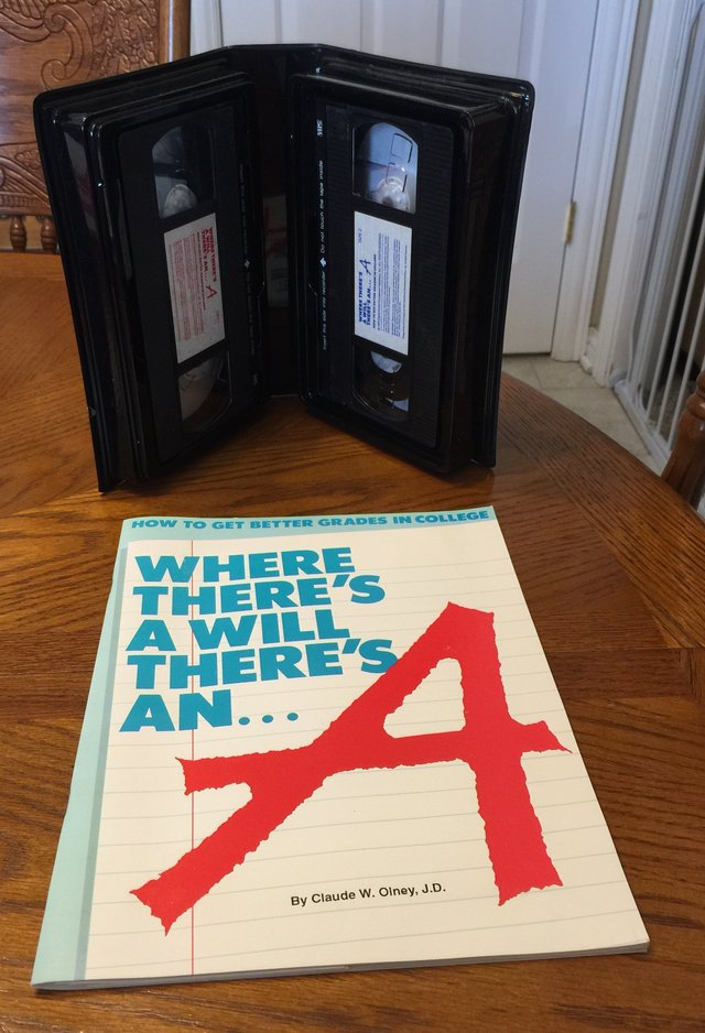 Where There\u0027s A Will/There\u0027s An A in College CD/DVD/VHS for sale