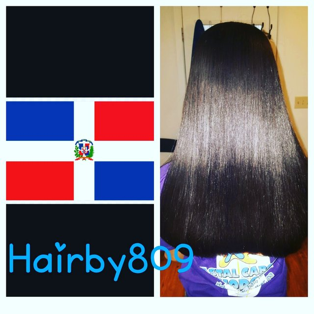 Licensed hair stylist and makeup aryist Dominican Blowout and more