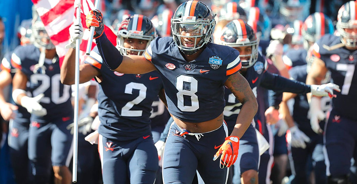 Arrived Or Not Expectations Continue To Rise For Uva Football