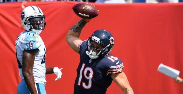 Tanner Gentry waived by Bears