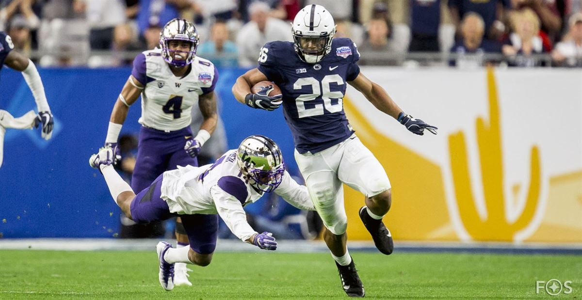 Why the Browns could pass on RB Saquon Barkley