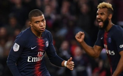 Mbappe hits half century record as PSG strengthen hold on ...