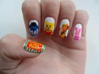 Winnie the Pooh nails - Nail Art Gallery