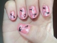 Japanese Cherry Blossom Nail - Nail Art Gallery