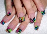 Fun Acrylic Nail Designs