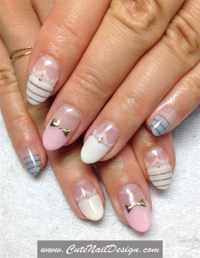 japanese gel nail designs Gallery