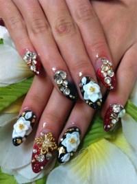Japanese Style Nails - Nail Art Gallery