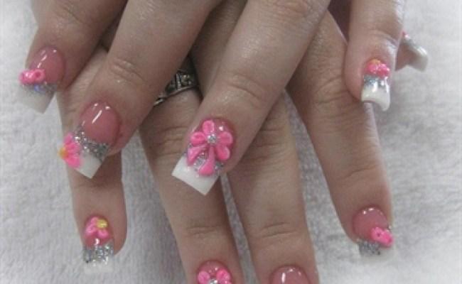 Make 3d Nail Bows