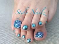 Summer Toes - Nail Art Gallery