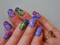 crazy nail art - Nail Art Gallery