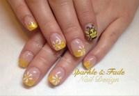 Cute Bumble Bee Nails - Nail Art Gallery