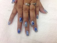 Dallas Cowboys Nail Designs Images   Joy Studio Design ...