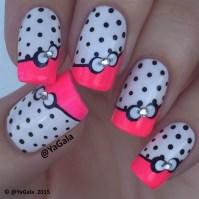 Cute Girly Nails - Nail Art Gallery
