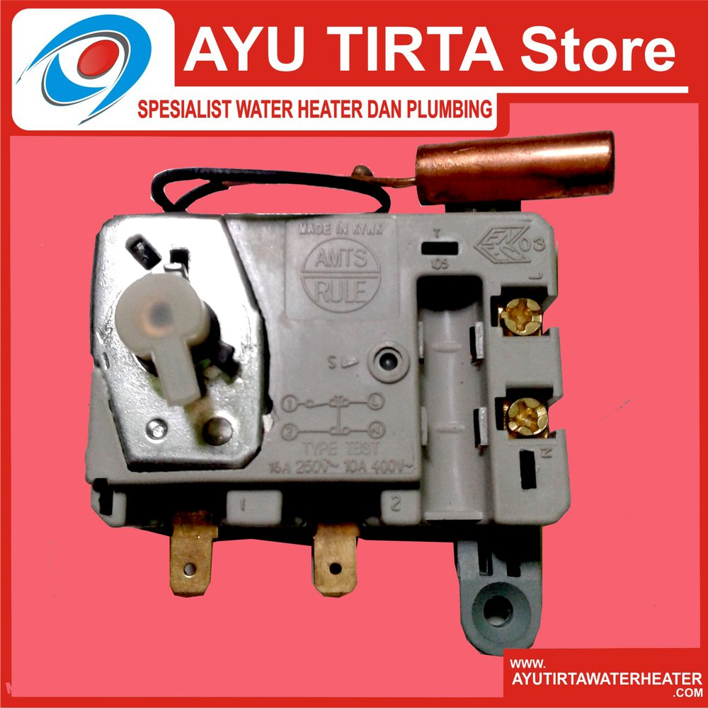 Ariston Mesin Cuci Service Center Jakarta Spare Part Thermostat Water Heater Ariston Gl2 5s Gl4s Harga Murah
