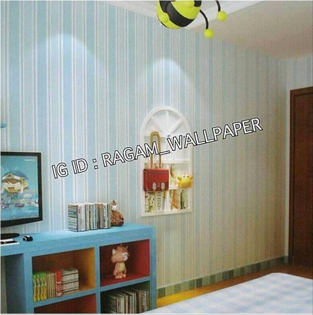Motif Wallpaper Kamar Wallpaper Dinding Kamar Tidur Motif Line Minimalis Modern Times Ms1030 Wallpaper Dinding Model Klasik Wallpaper Import Korea Wall Paper Dinding