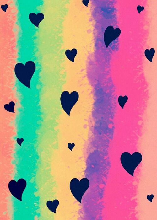 Cute Wallpapers Aesthetic Arcoiris Background Colores Colors Cute Image