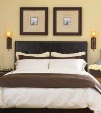 Home Furniture Decoration: Sconces In Bedrooms