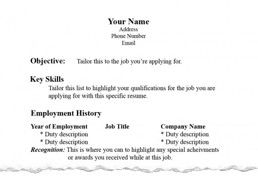 resume how you write proper way to write a resume best way to write