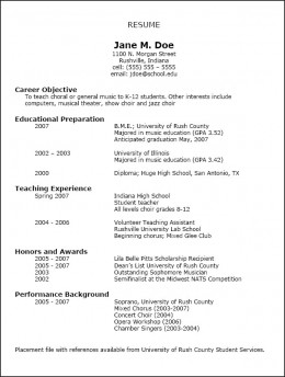 How Do Resume Resume Sample For Teacher Job In India Resume Esl Teacher How To Do A Resume . how to do a resume ...