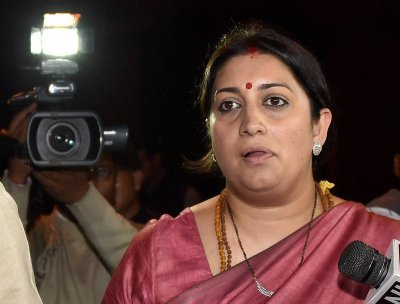 Smriti Irani Made Many Claims In Parliament. These Landed Her In Trouble