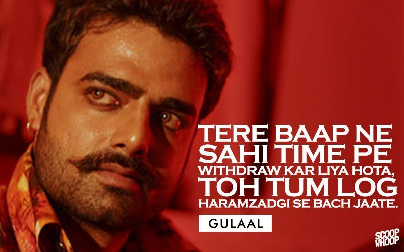 Hindi Movie Wallpapers With Quotes 16 Quotes From Anurag Kashyap Films That Prove He Is India