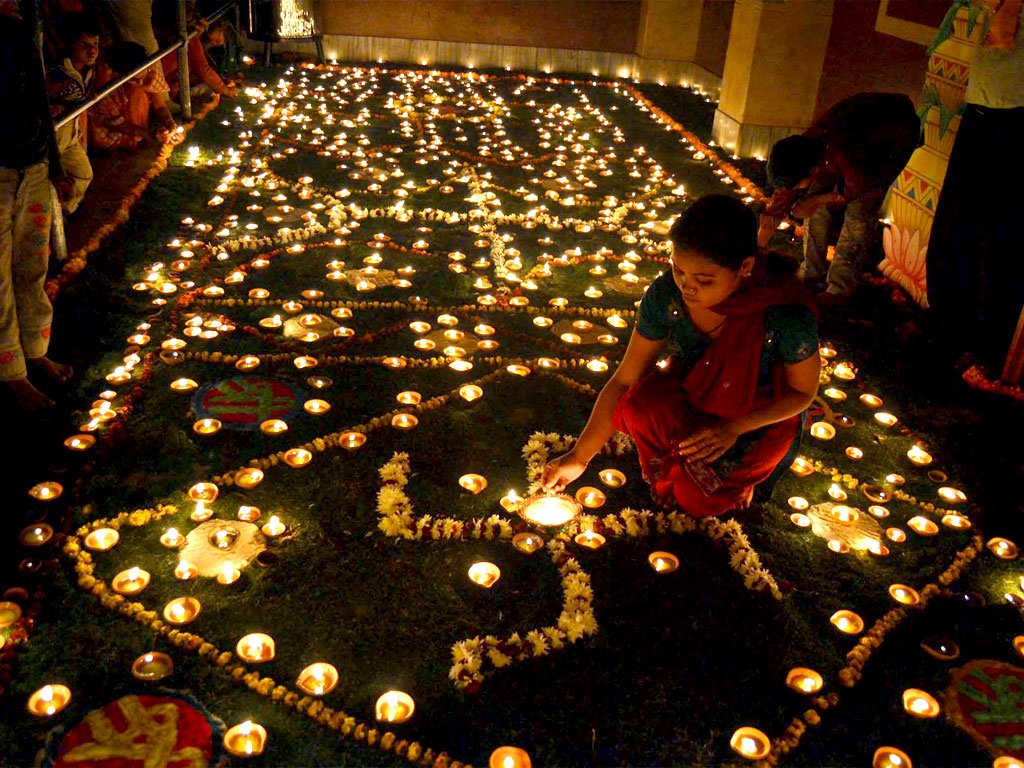 China Diwali Light Diwali Was Always About Diyas Crackers Were Never A Part