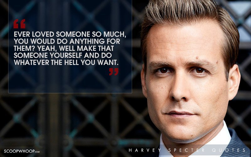 Harvey Specter Quotes Wallpaper 30 Witty One Liners By Harvey Specter That Are The Secret