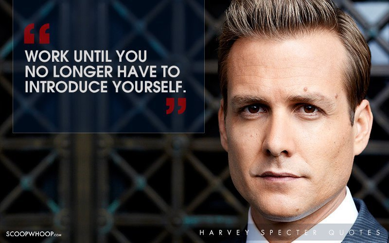 Lawyer Quotes Wallpapers 30 Witty One Liners By Harvey Specter That Are The Secret