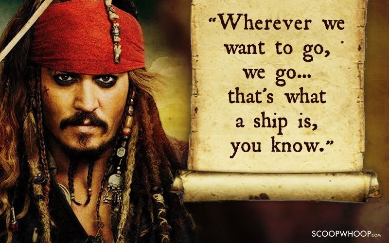 Captain Jack Sparrow Quotes Wallpaper 25 Memorable Quotes By Captain Jack Sparrow That Made Us