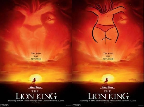 the lion king movie times