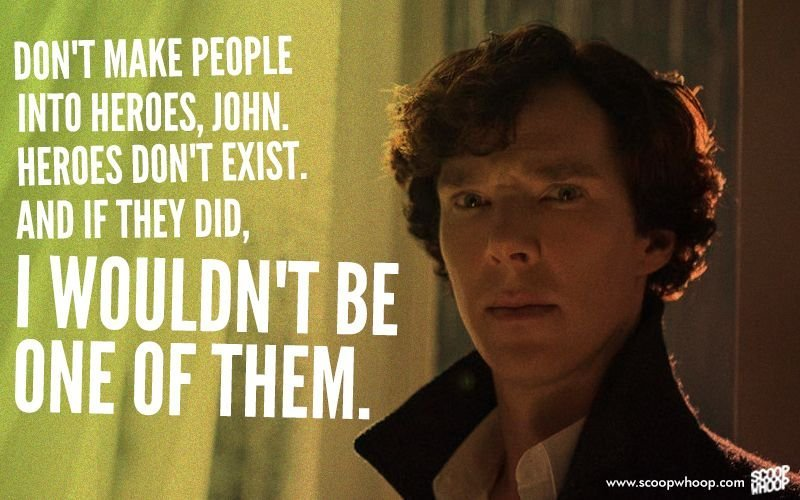 Sherlock Wallpaper Quote On Benedict Cumberbatch S Birthday We Look Back At The 20