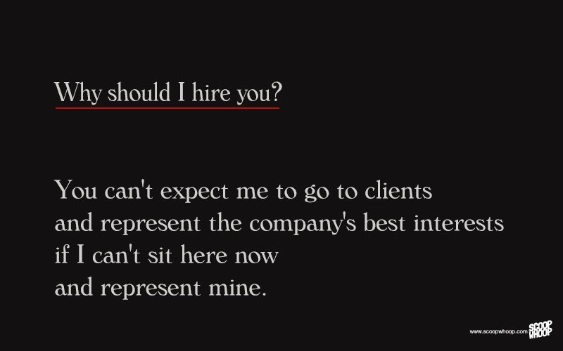 12 Best Answers To The Question \u0027Why Should I Hire You?\u0027 - why should i hire you