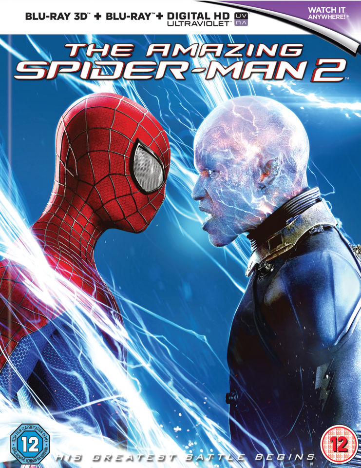 Cheap 3d Wallpaper Uk The Amazing Spider Man 2 3d Mastered In 4k Edition