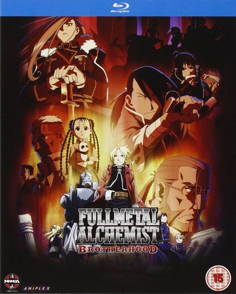Fma Wallpaper Quotes Fullmetal Alchemist Brotherhood The Complete Series 1