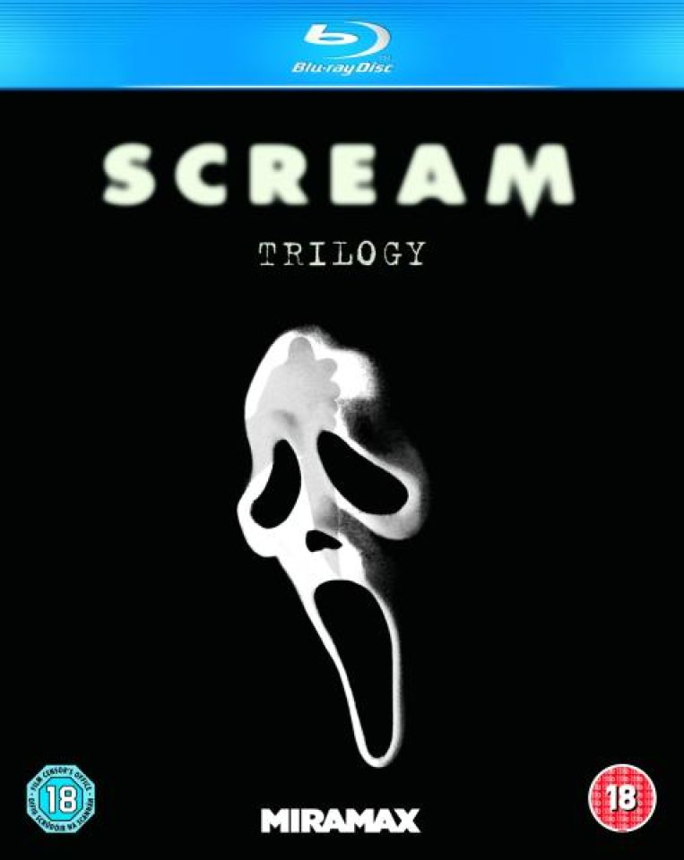 Geek Wallpaper Hd Scream 1 3 Box Set Blu Ray Zavvi Com