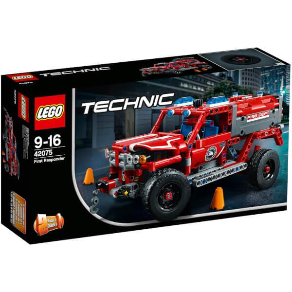 LEGO Technic First Responder (42075) Toys TheHut