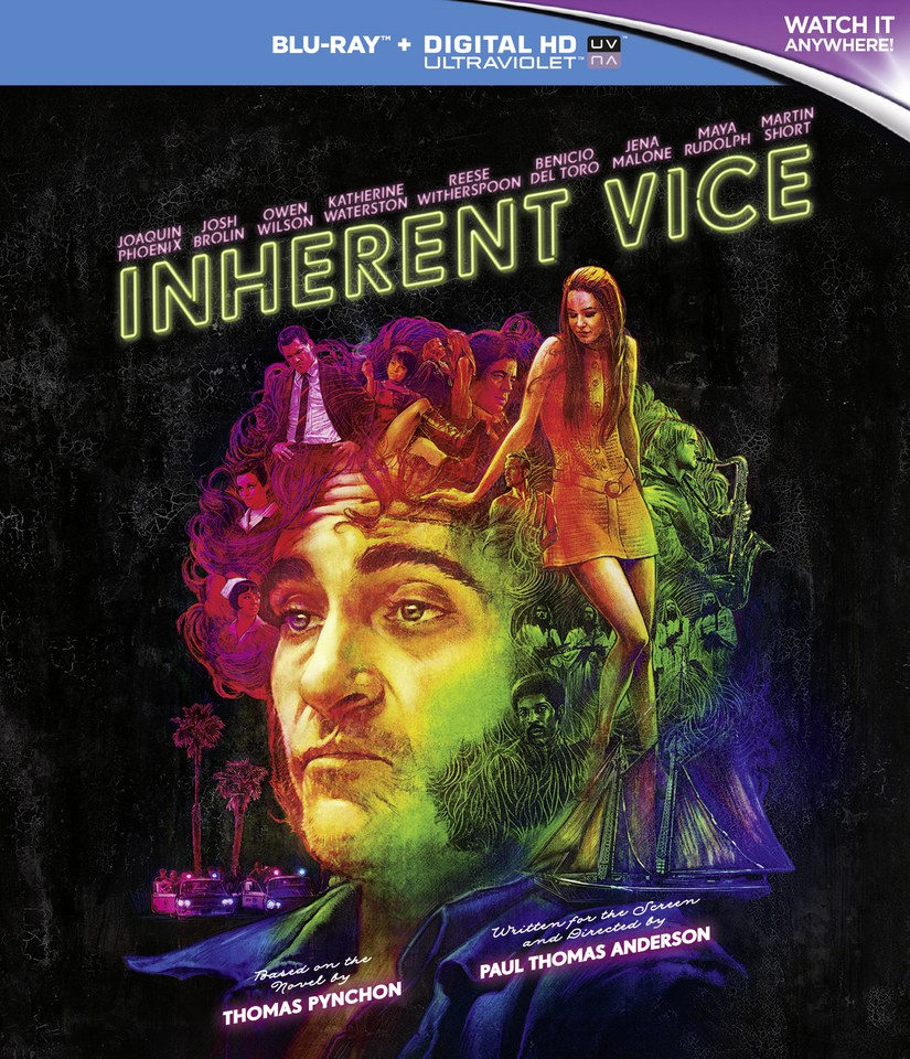 3d Action Wallpaper Hd Inherent Vice Blu Ray Zavvi
