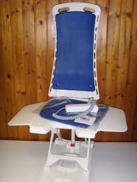 Drive Medical Bellavita Badewannenlift mit Bezugsset blau ...