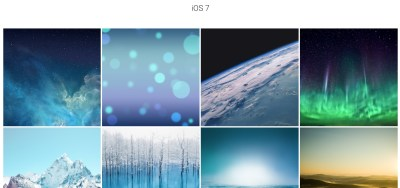A Comprehensive Collection of Past Official Mac and iOS Wallpapers? Yes, Please!