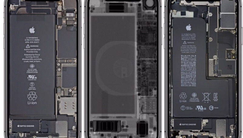Iphone X Ifixit Wallpaper Ifixit Releases Iphone Xr X Ray And Internal Wallpapers