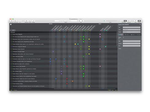 MacTrast Deals Aeon Timeline 2 for Mac  Windows