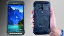Smartphone Review- The Samsung Galaxy S5 Active